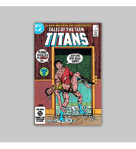 Tales of the Teen Titans 45 1984