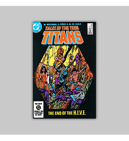 Tales of the Teen Titans 47 1984