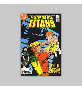 Tales of the Teen Titans 80 1987