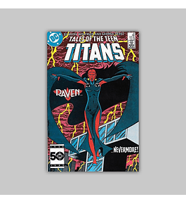 Tales of the Teen Titans 61 1986