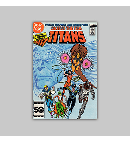Tales of the Teen Titans 60 1985