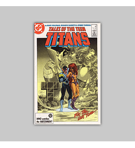 Tales of the Teen Titans 73 1987