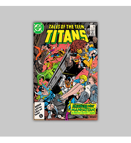 Tales of the Teen Titans 72 1986