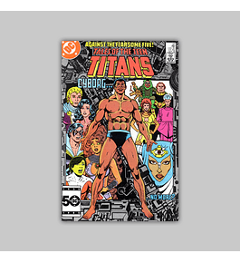 Tales of the Teen Titans 57 1985