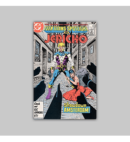 Teen Titans Spotlight 4 1986