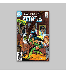 Tales of the Teen Titans 52 1985