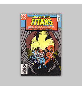 Tales of the Teen Titans 53 1985