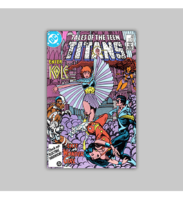Tales of the Teen Titans 68 1986
