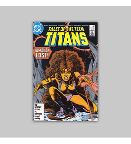Tales of the Teen Titans 77 1987