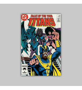 Tales of the Teen Titans 84 1987