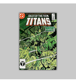 Tales of the Teen Titans 85 1988