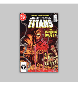 Tales of the Teen Titans 87 1988