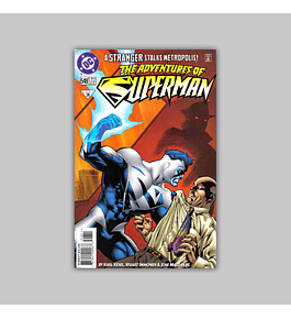 The Adventures of Superman 548 1997