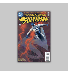 The Adventures of Superman 549 1997