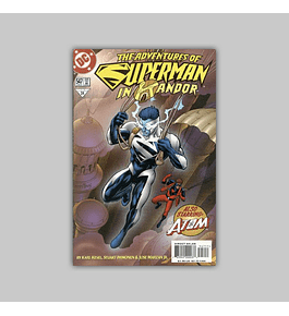 The Adventures of Superman 547 1997