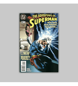 The Adventures of Superman 545 1997