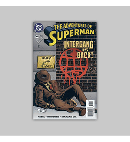 The Adventures of Superman 544 1997