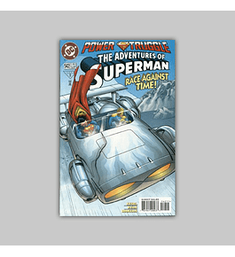The Adventures of Superman 542 1997