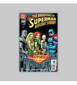 The Adventures of Superman 543 1997