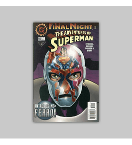 The Adventures of Superman 540 1996