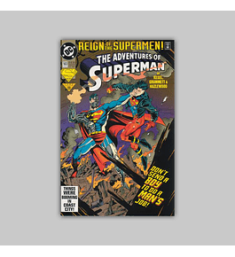 The Adventures of Superman 503 1993