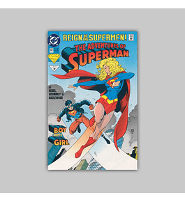 The Adventures of Superman 502 1993