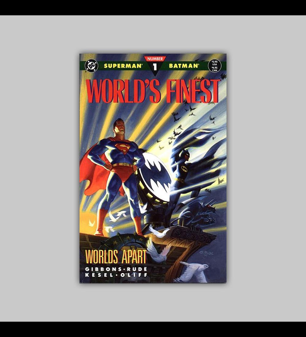 World's Finest 1 1990