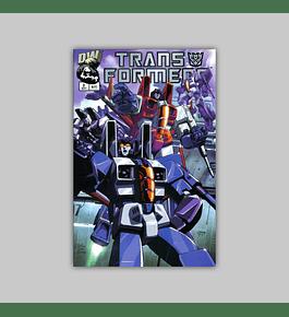 Transformers: Generation 1 2 Decepticons 2002