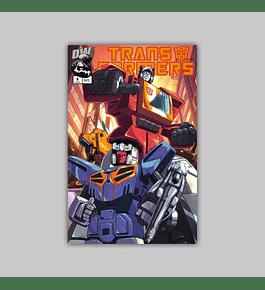 Transformers: Generation 1 5 Autobots 2002