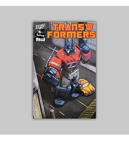 Transformers: Generation 1 1 2nd printing 2002