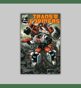 Transformers: Generation 1 6 Autobots 2002