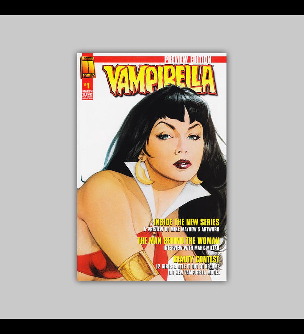 Vampirella Preview Edition 2001