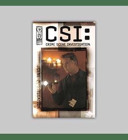 CSI: Crime Scene Investigation 1 A 2003