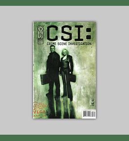 CSI: Crime Scene Investigation 3 A 2003