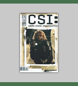 CSI: Crime Scene Investigation 3 B 2003