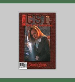 CSI: Demon House 3 2004