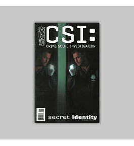 CSI: Secret Identity 1 2005