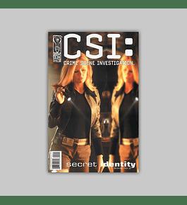 CSI: Secret Identity 2 2005
