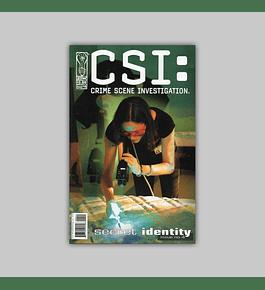 CSI: Secret Identity 4 2005