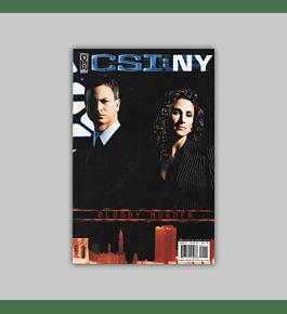 CSI: NY — Bloody Murder 1 2005