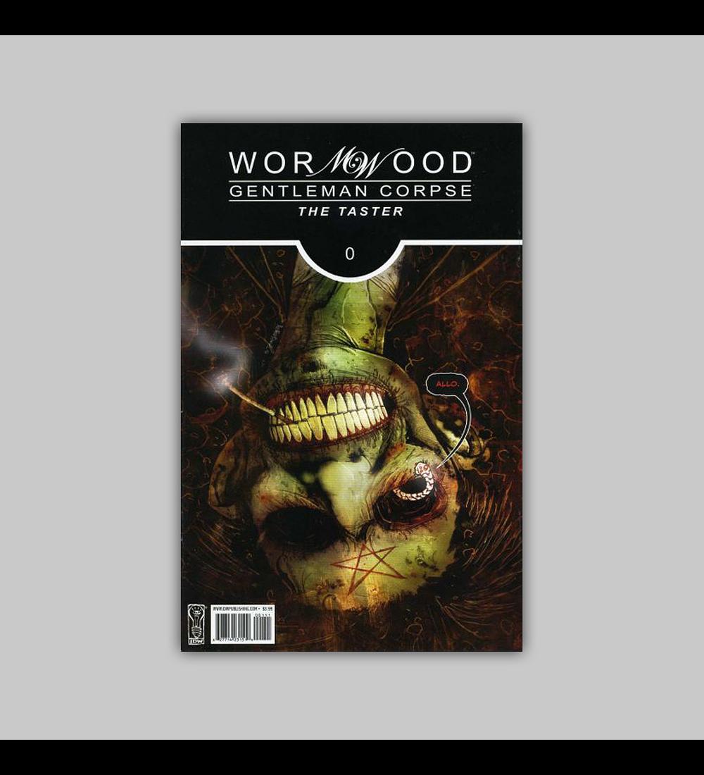 Wormwood Gentleman Corpse 0 2006