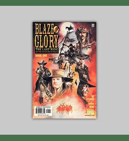 Blaze of Glory 1 VF+ (8.5) 2000