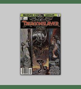 Dragonslayer (complete limiteds series) 1981