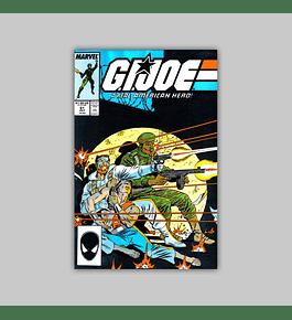 GI Joe: A Real American Hero! 61 1987