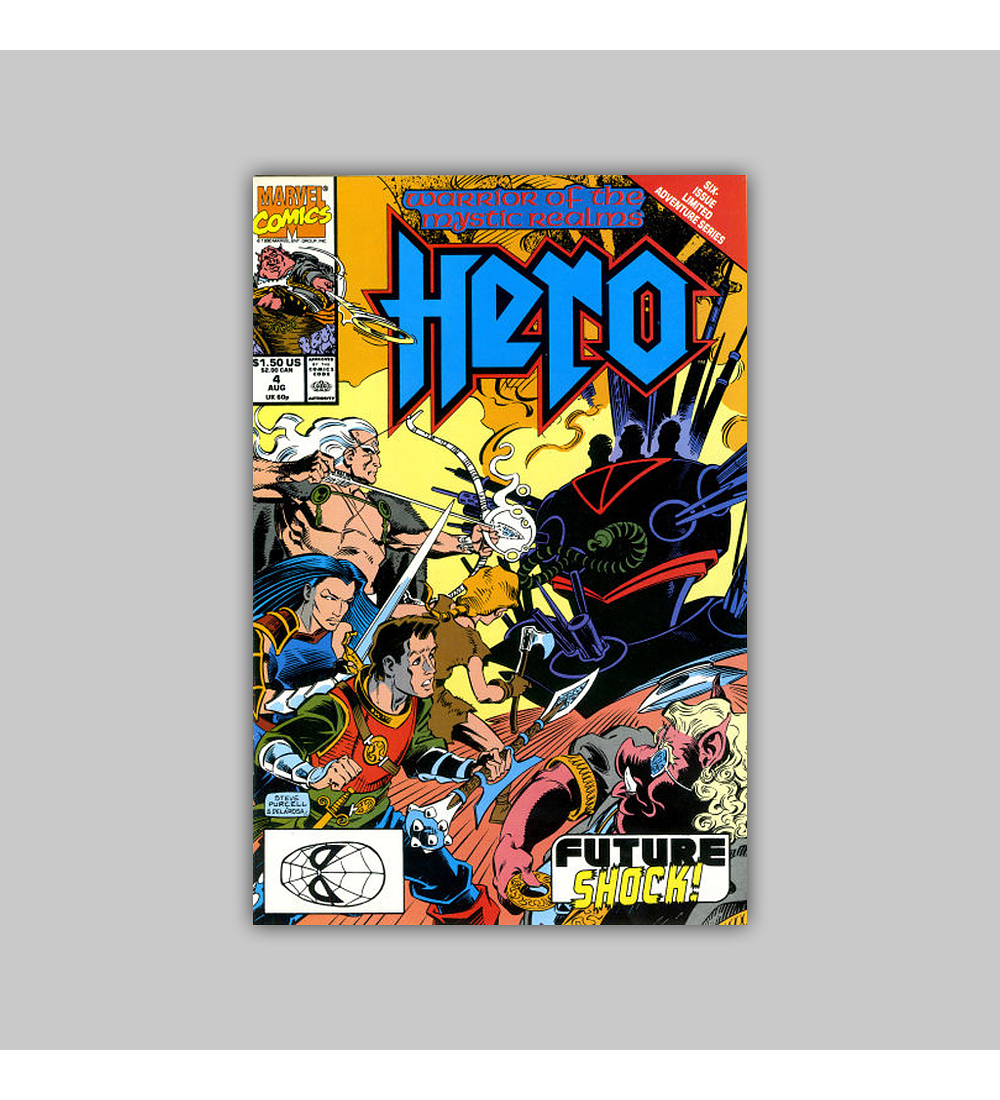 Hero 4 1990