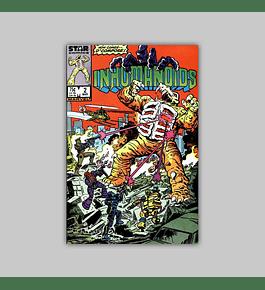 Inhumanoids 2 VF (8.0) 1987