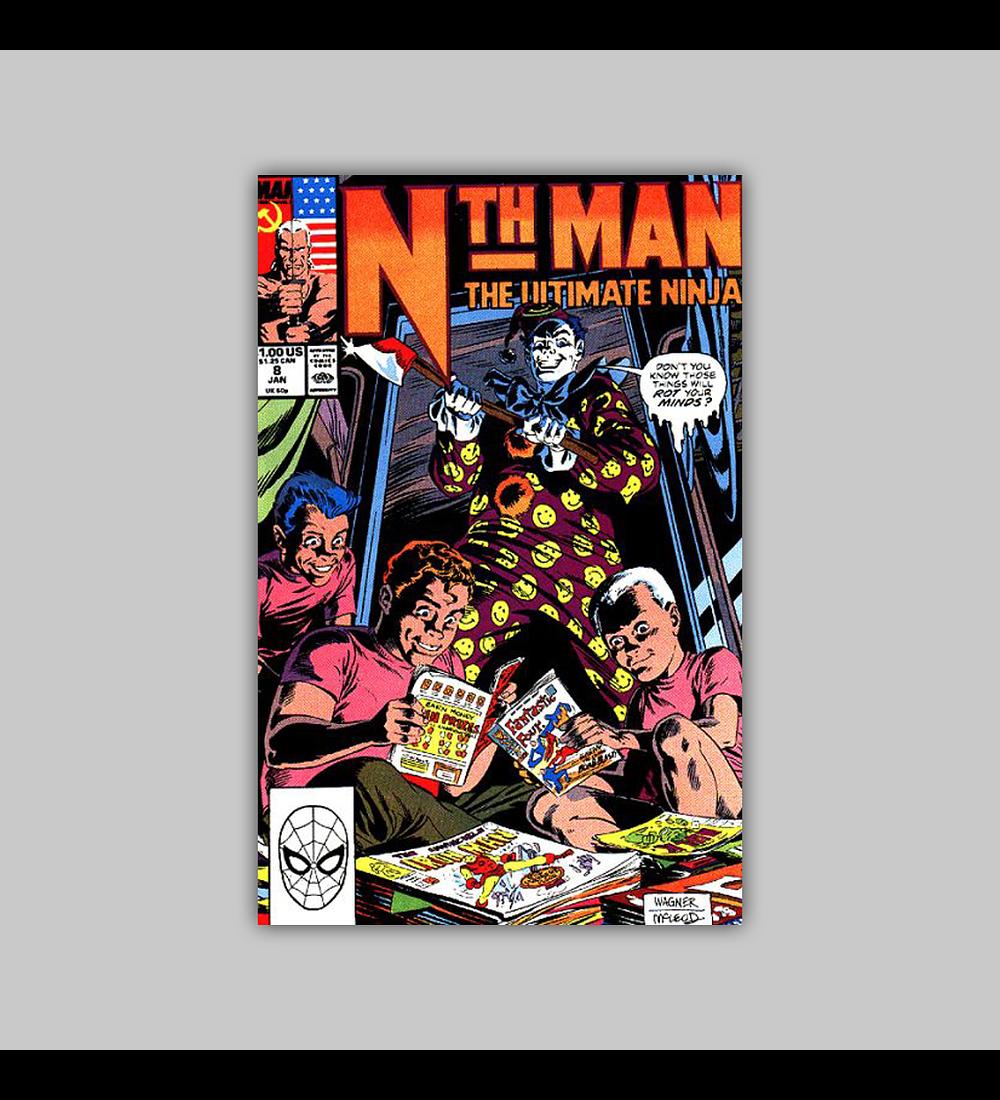 Nth Man 8 1990