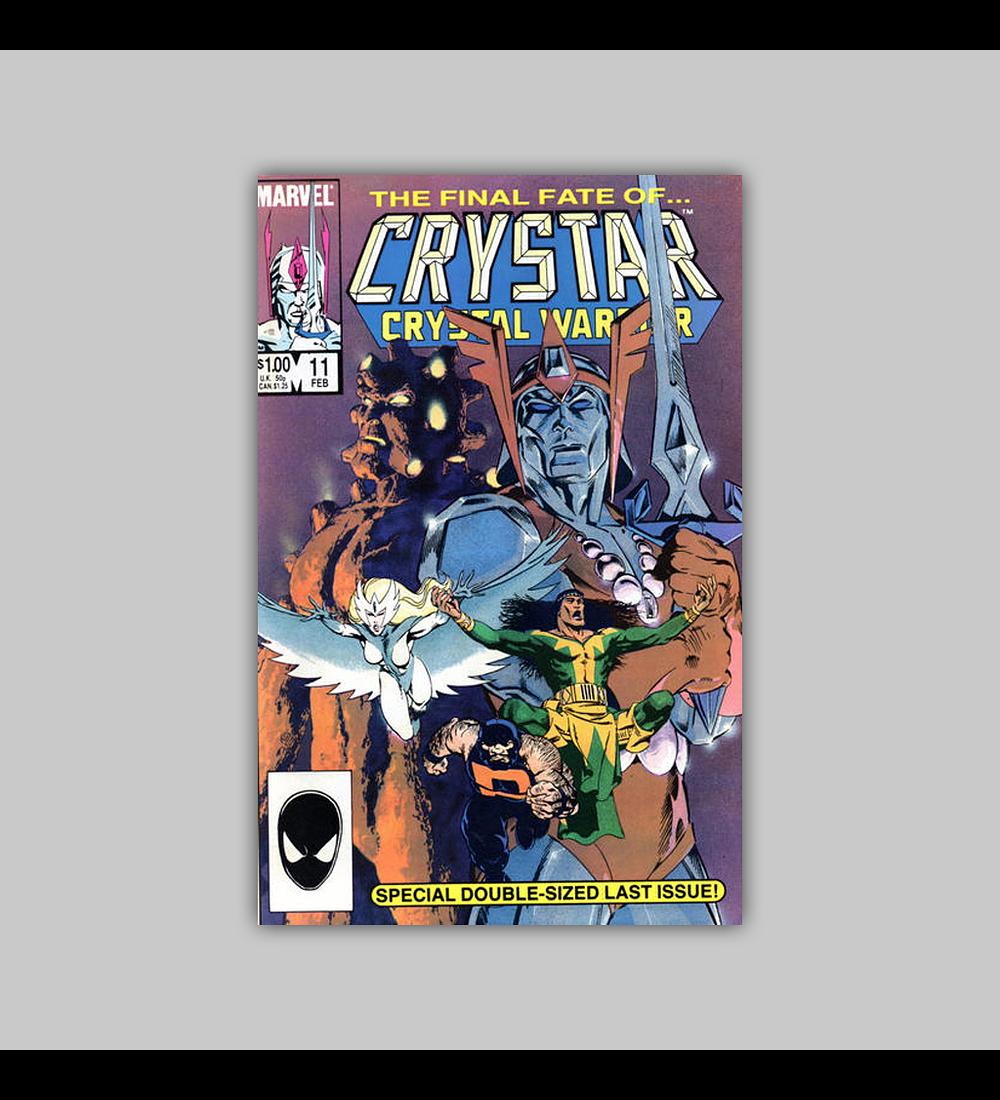 Saga of Crystar, Crystal Warrior 11 1984