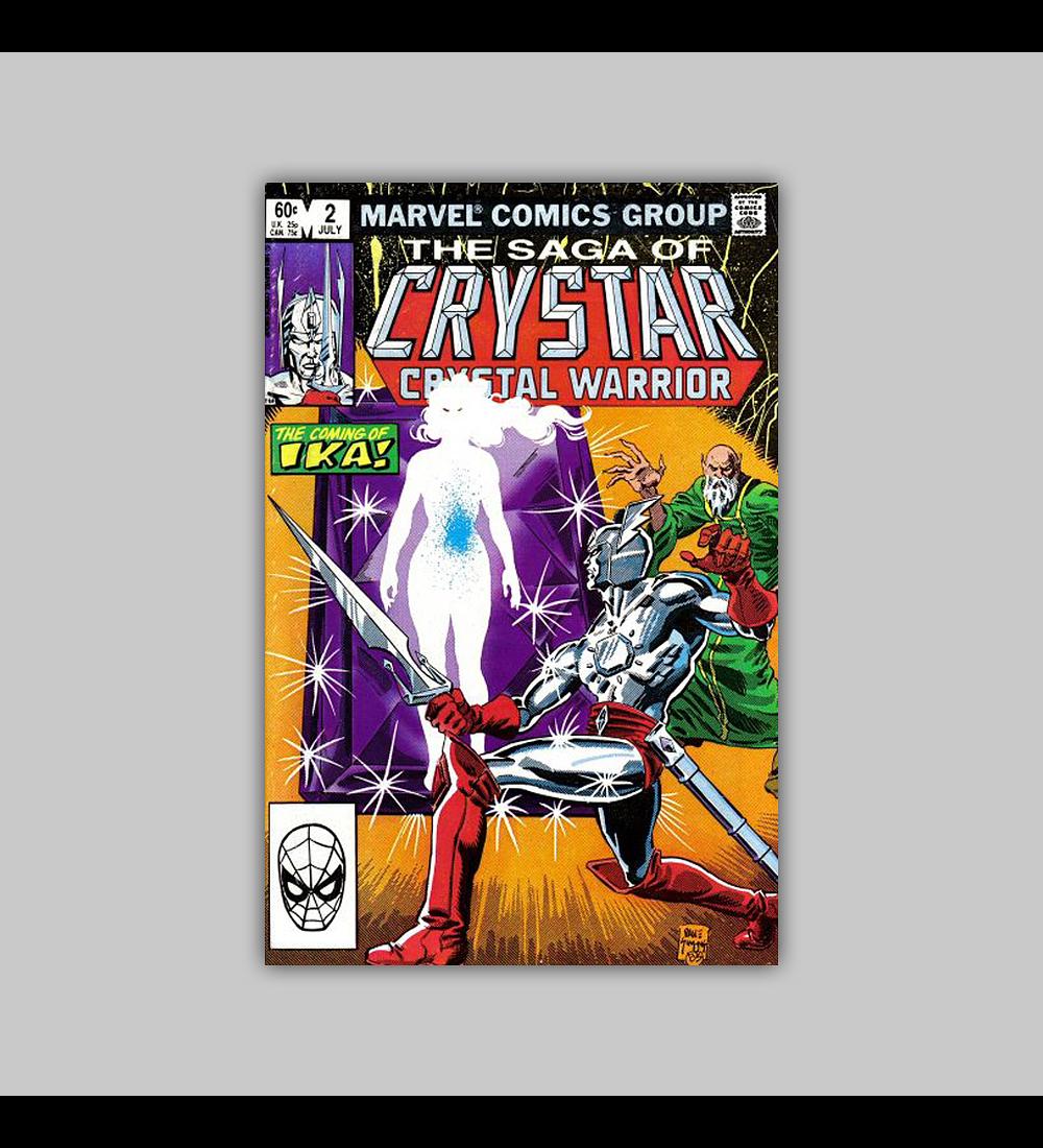 Saga of Crystar, Crystal Warrior 2 1983