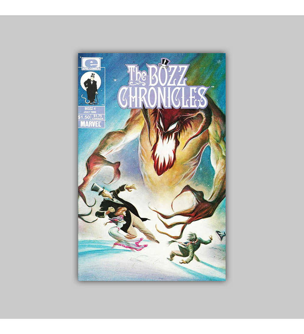 The Bozz Chronicles 4 1986